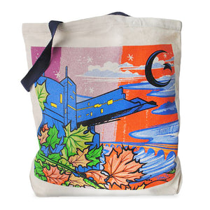Adam Turman Tote Bag
