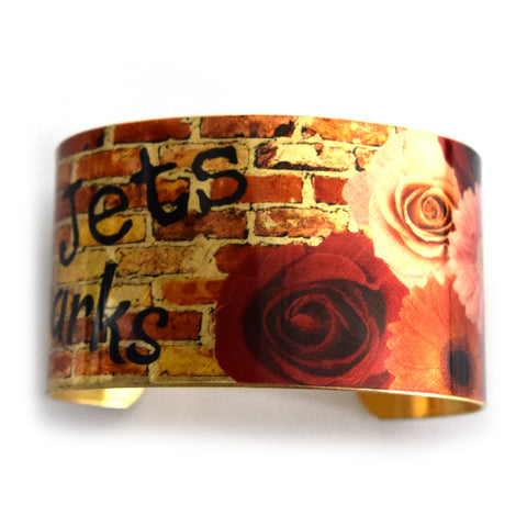 West Side Story Cuff Bracelet - Jets/Sharks