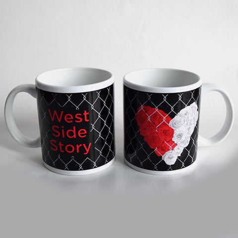 West Side Story Show Art Mug