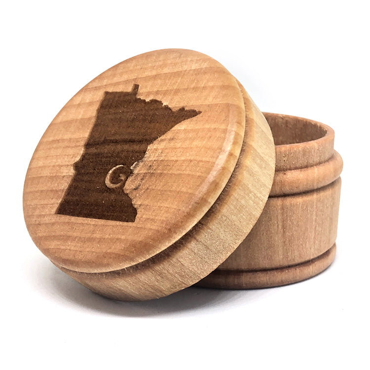 "Minnesota ""G"" Wood Box"