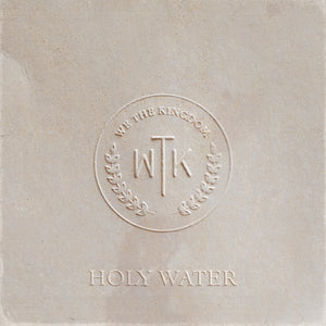 HOLY WATER - CD
