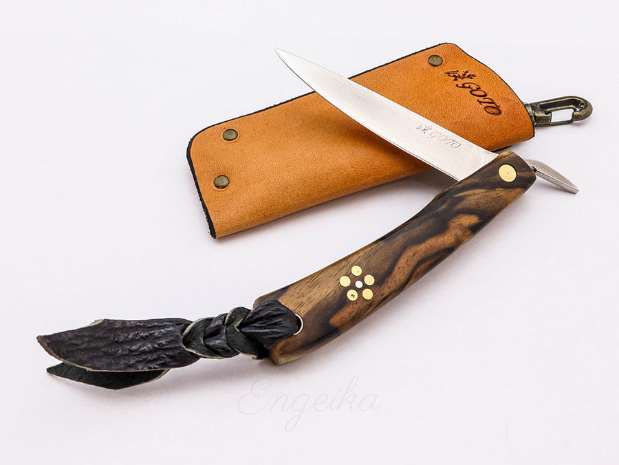Goto Combat - Kurogaki - Folding Pocket Knife