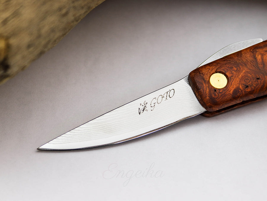 Goto Soldier - Karin - Folding Pocket Knife