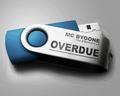 Overdue Album [USB] +Bonus Songs, Pictures, and Videos MC BYGONE