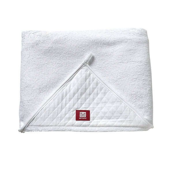 Apron Bath Towel - White