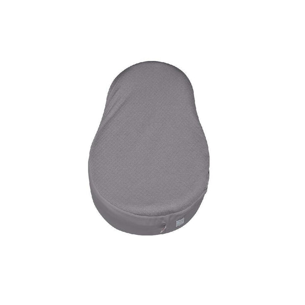 Cocoonababy Fitted Sheet - Powder Grey