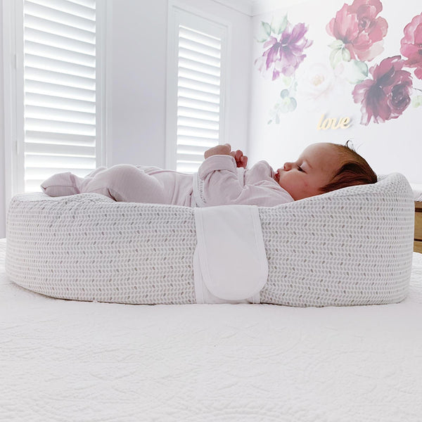 Cocoonababy Fitted sheet - Leaf (1)
