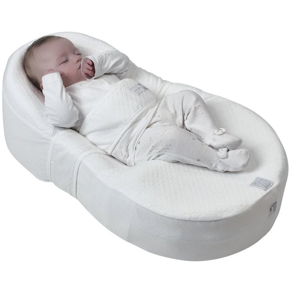 Cocoonababy Nest - White