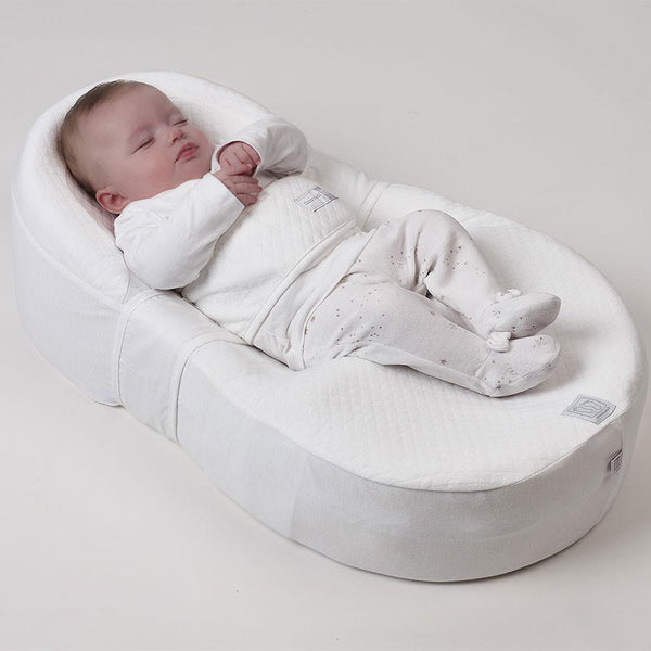 Cocoonababy Nest - White (1)