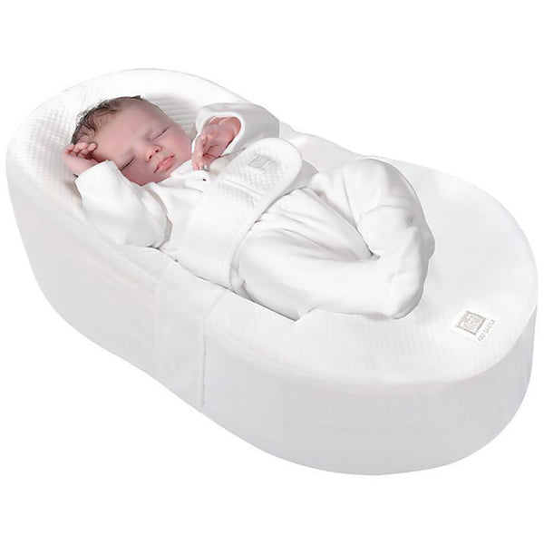 Cocoonababy Nest - White (2)