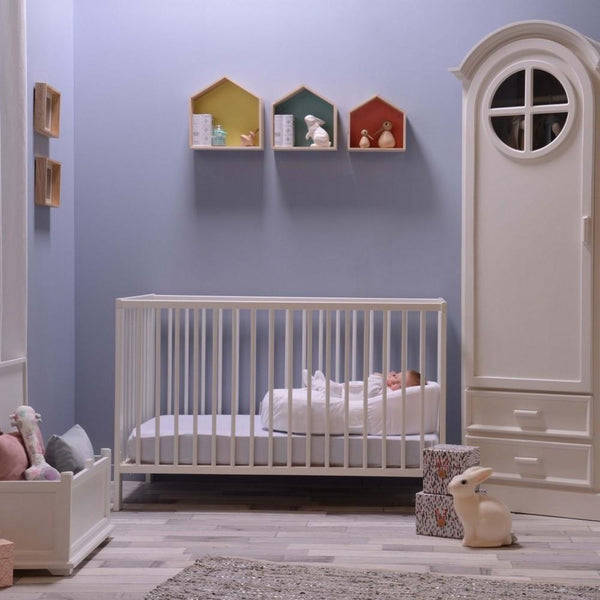 Cocoonababy Nest - White (8)