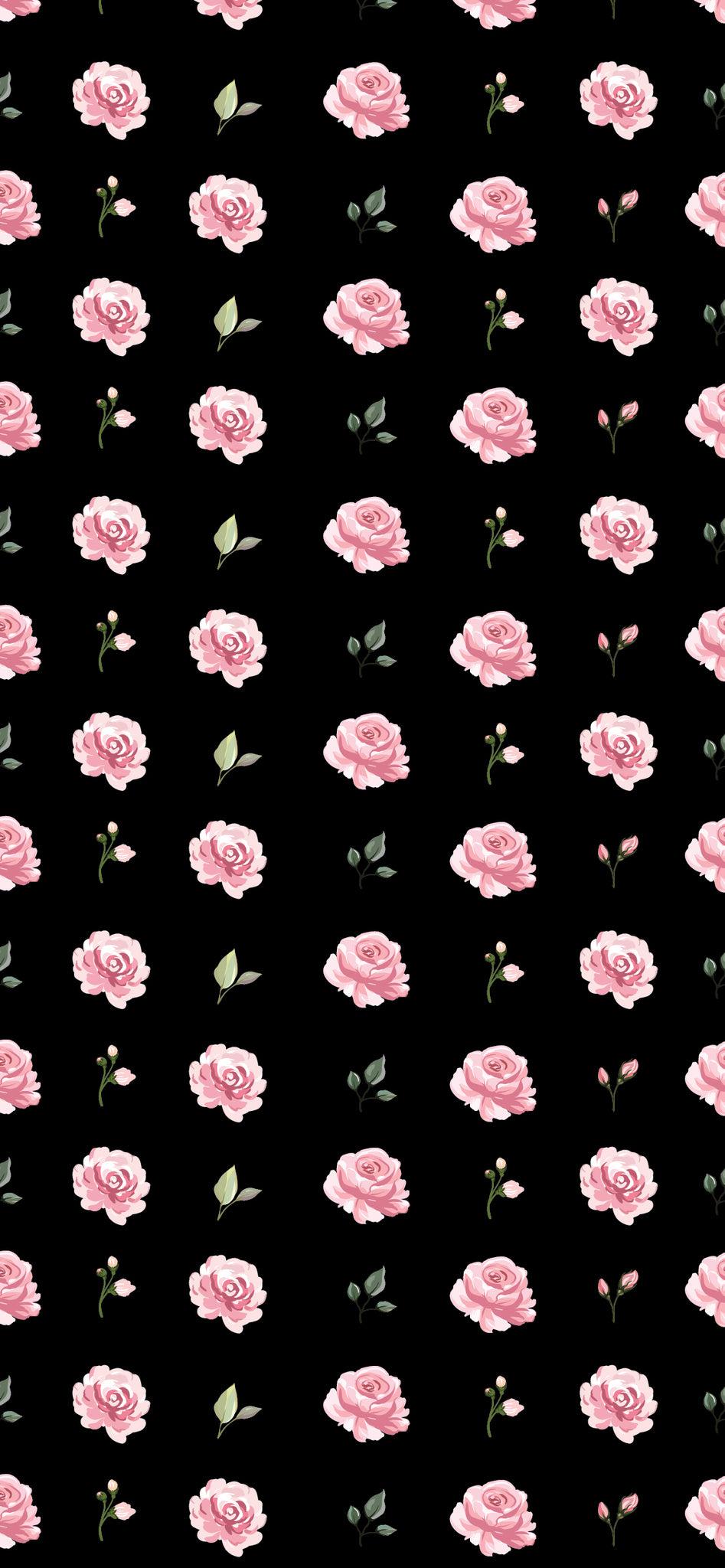 Coming up Roses Wallpaper by Dr. Woof Apparel