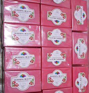 Blooming Beauty Rosehips Soap 100g