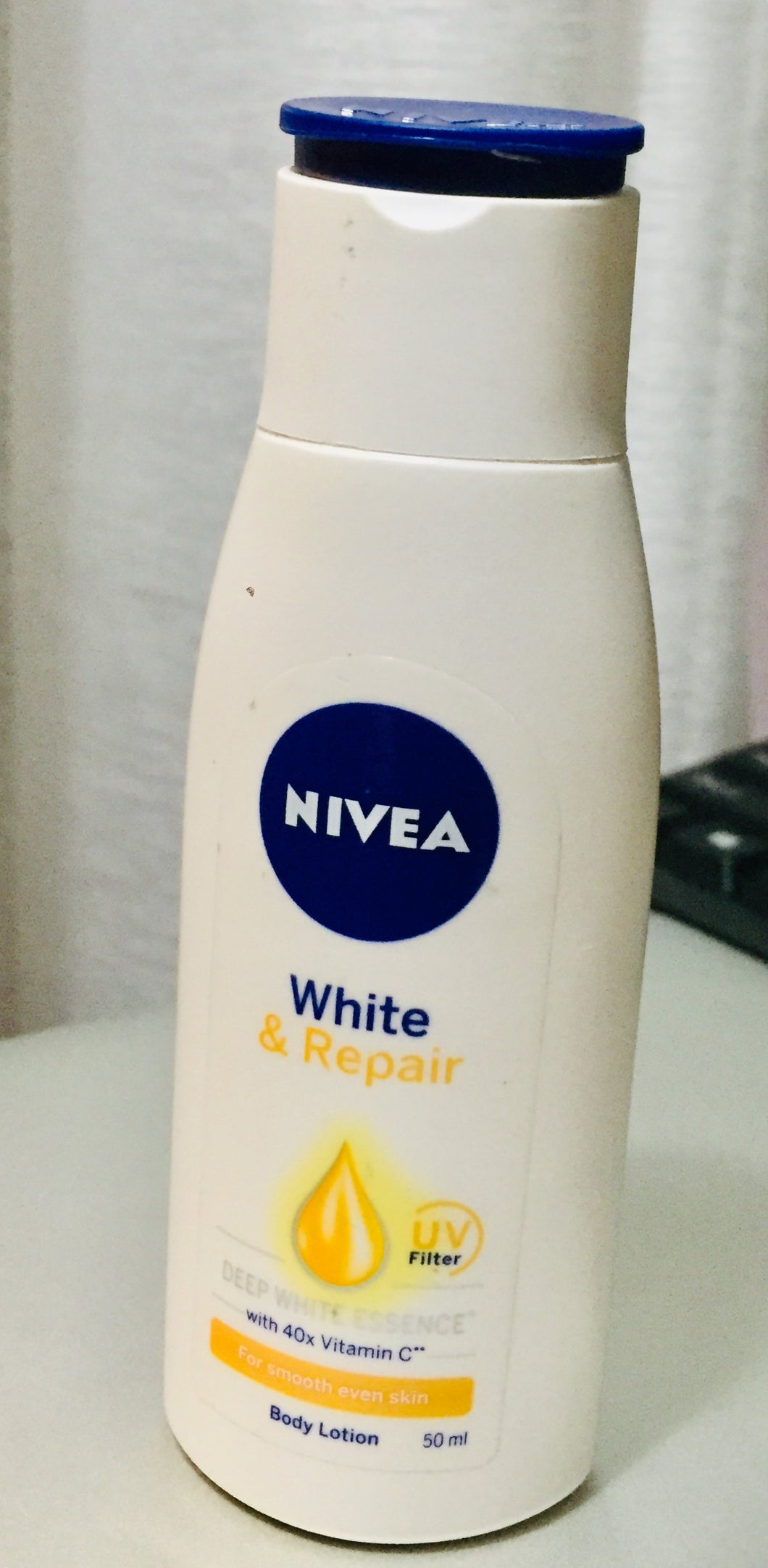 Nivea Body Lotion white repair 50 ml