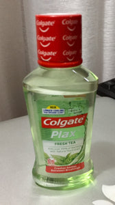 Colgate Mouthwash Fresh Tea