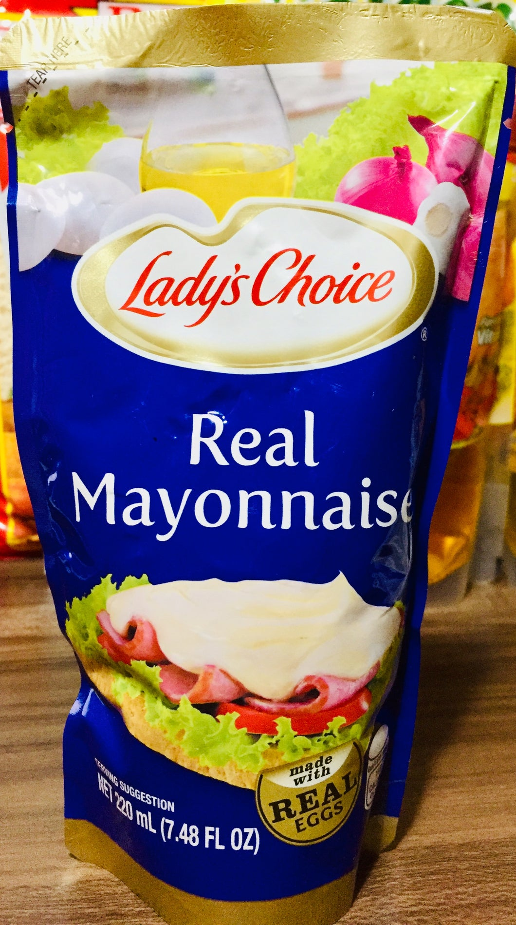 Lady's Choice Mayonnaise 220ml