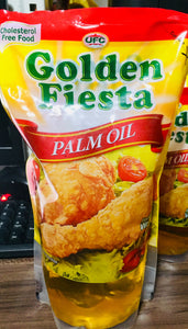 Golden Fiesta Palm oil 1L