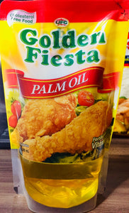 Golden Fiesta Palm oil 500 ml