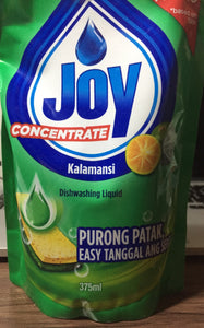 Joy Dishwashing liquid 375 ml Kalamansi