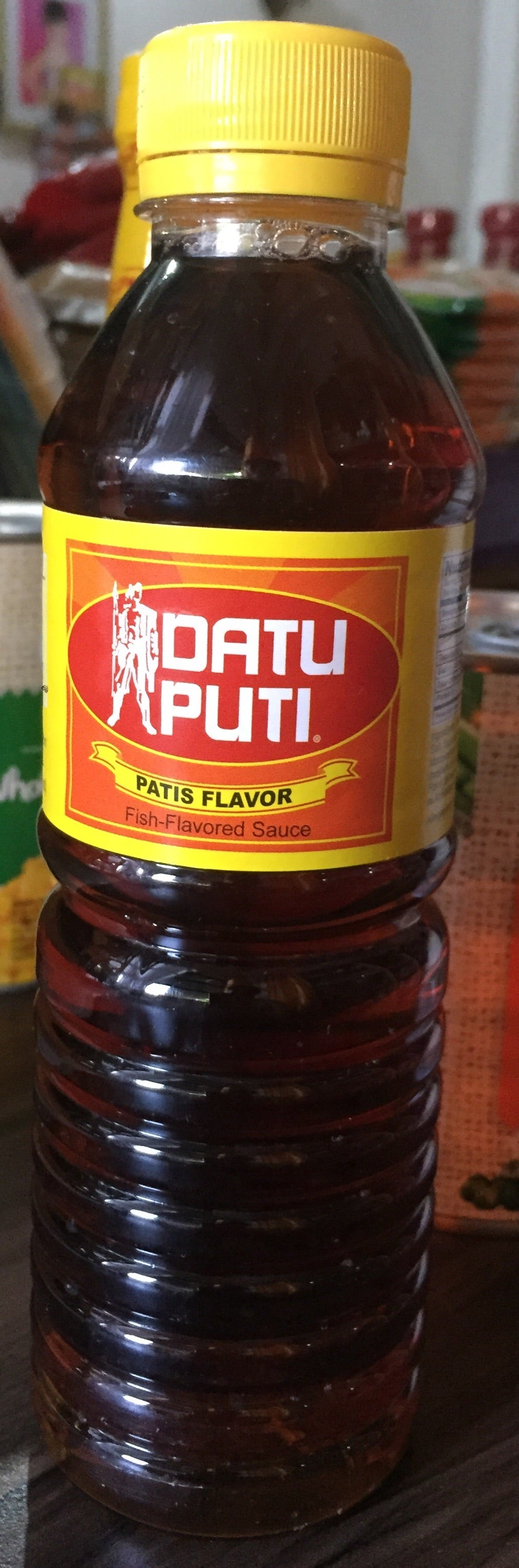 Datu Puti Patis 350ml