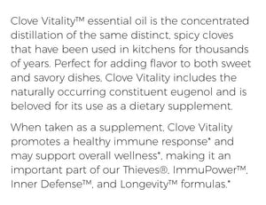 Young Living CLOVE Vitality Oil 5ml