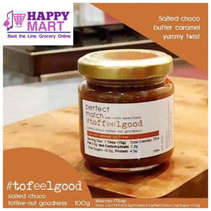 Perfect Match Keto Spread TofeelGood 100g