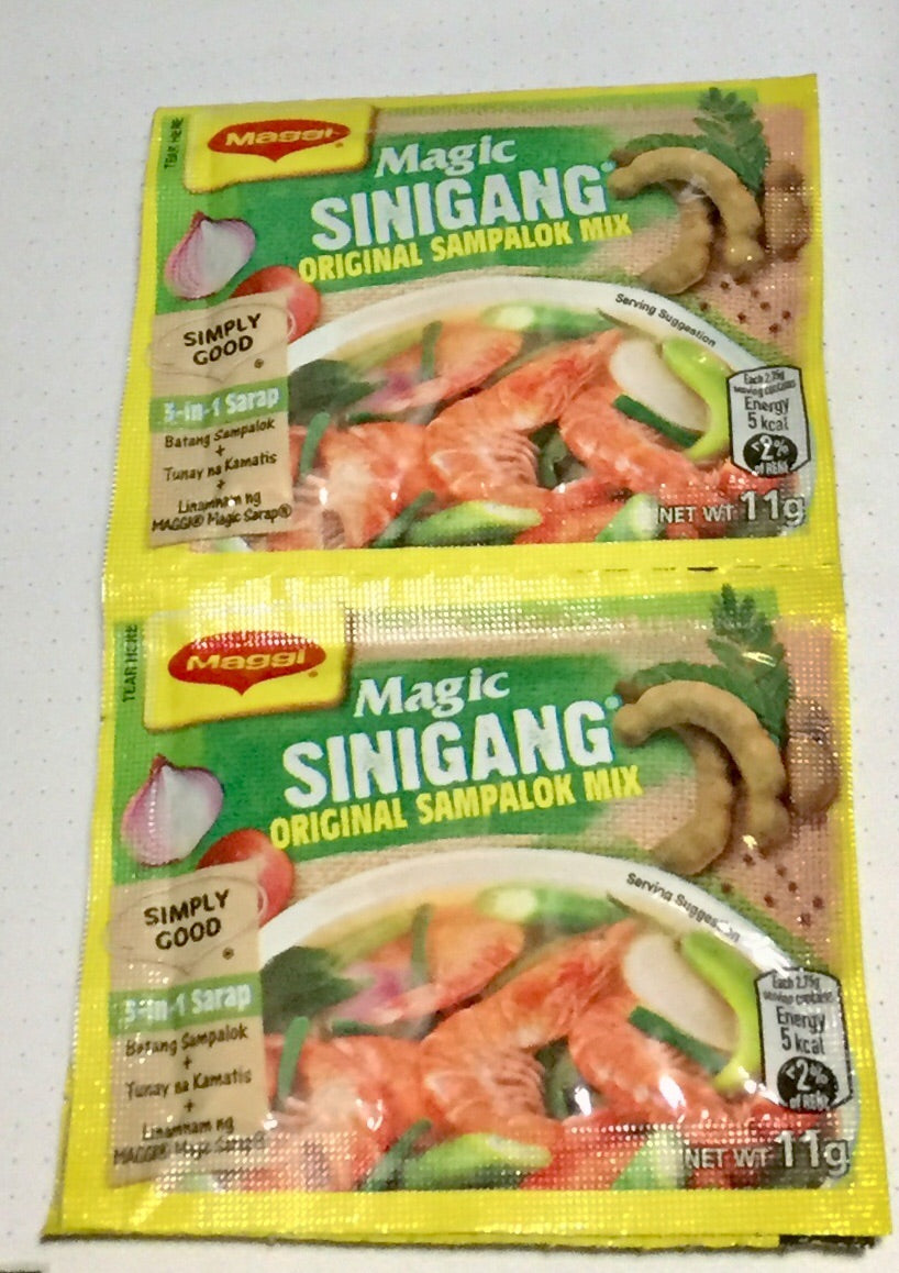 Maggi Magic Sinigang sa Sampalok 11g