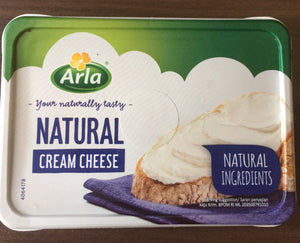 Arla Cream Cheese Natural 150g