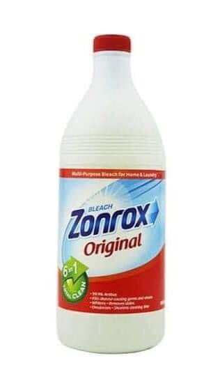 Zonrox Bleach Original 1000ml