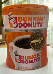 Dunkin Donuts Coffee 1.27kg