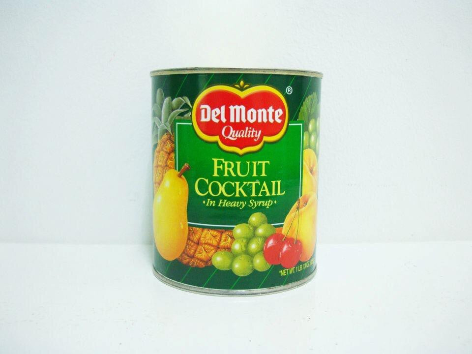 Del Monte Fruit Cocktail Heavy Syrup 825g