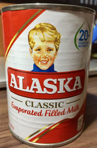 Alaska Evaporated Filled Milk 370 ml