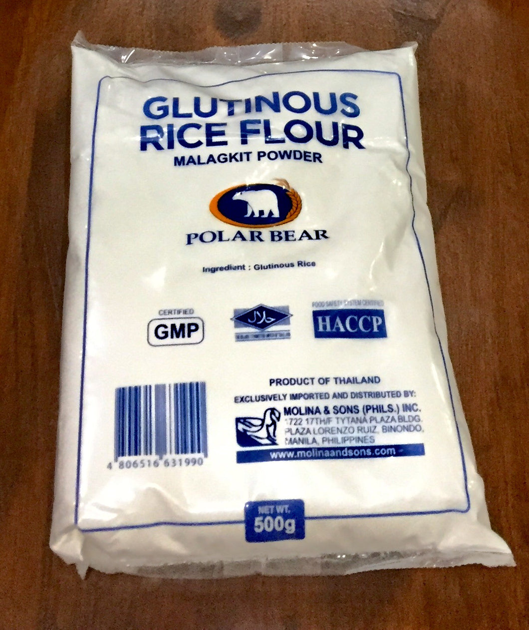 Polar Glutinous Rice Flour 500g