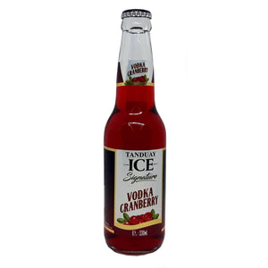 Tanduay Ice Vodka Cranberry