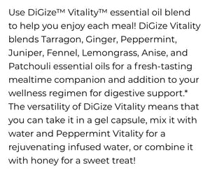 Young Living DIGIZE Vitality Oil 5ml