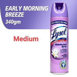 Lysol Disinfectant spray Early Morning Breeze 340g