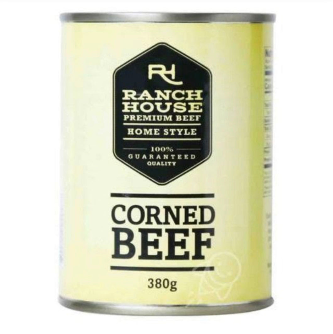 Ranch House Corned Beef 380g
