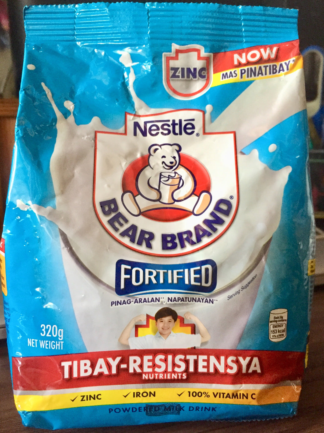 Bear Brand Fortified 320g
