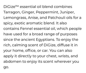 Young Living DIGIZE 15ml