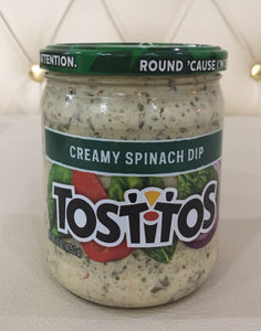 Tostitos Spinach Dip