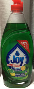 Joy Dishwashing Btl 495 ml Kalamansi