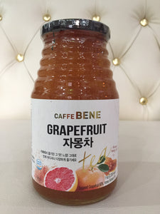 Cafe BENE Grapefruit Tea 1kg