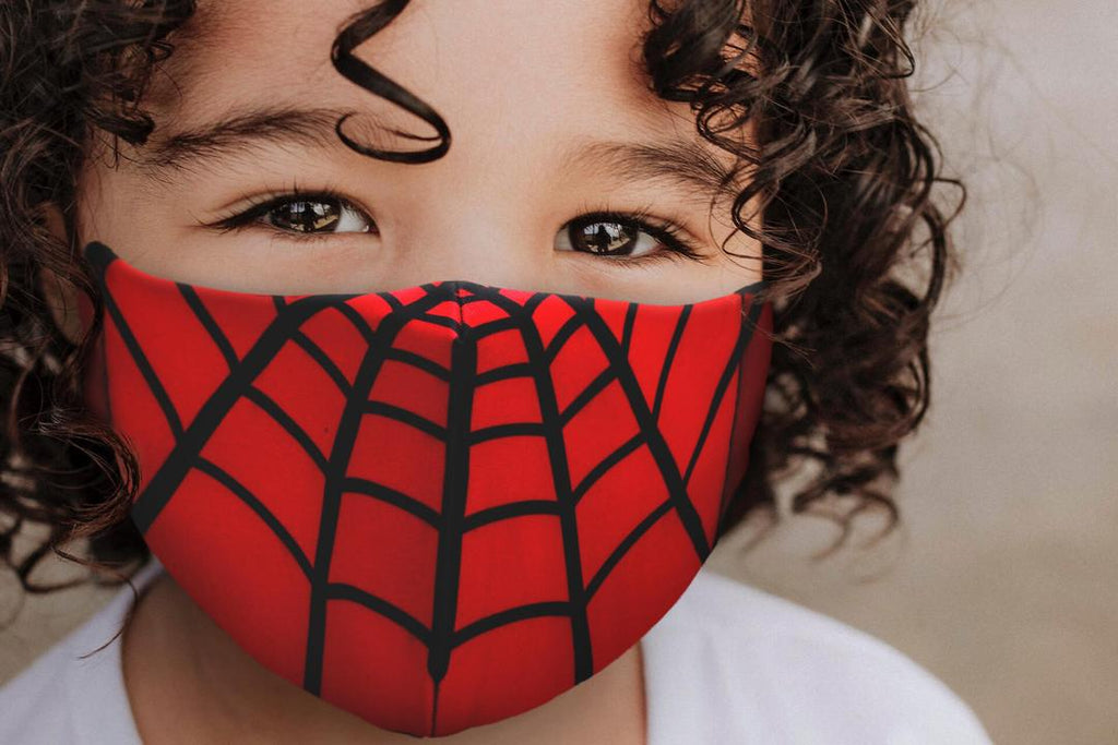 Kids' Face Mask Spider-Man
