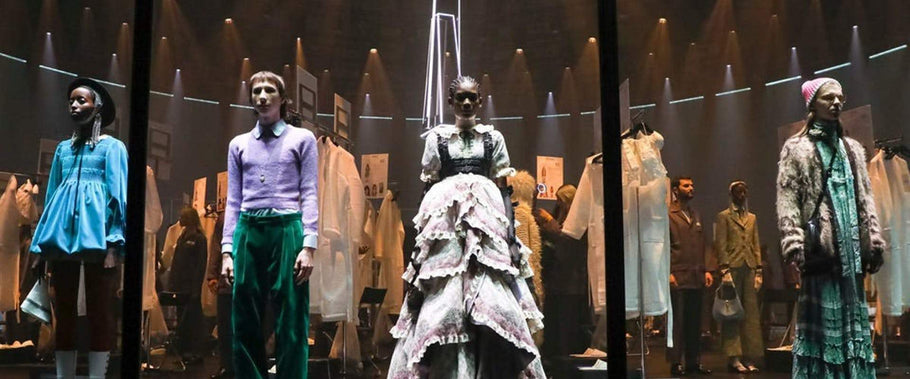 Gucci sets to go seasonless with only 2 shows a year