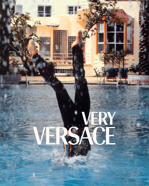 Versace launches the #VeryVersace Challenge