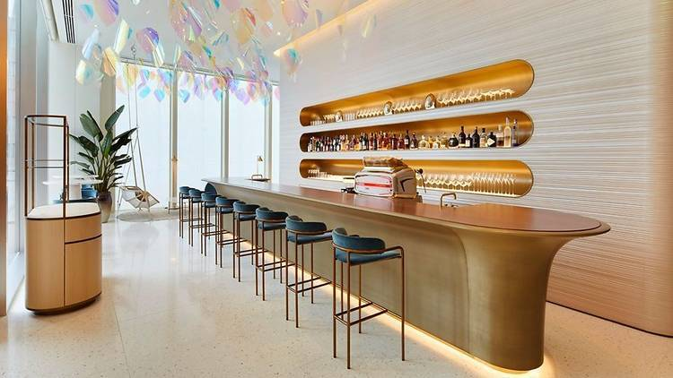Osaka is now home to the world's first Louis Vuitton restaurant and café