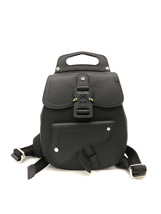 Dior Saddle Backpack XS