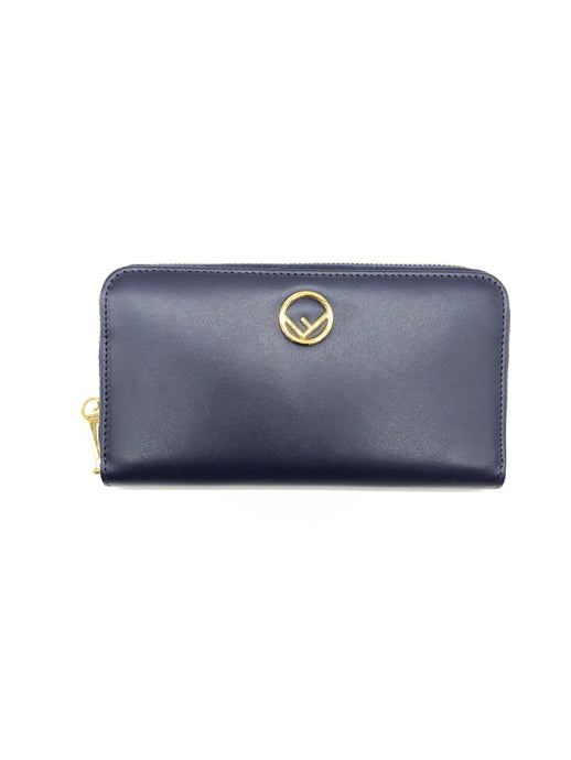 Fendi Zip Around Wallet