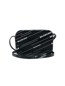 Balenciaga Black Camera Bag