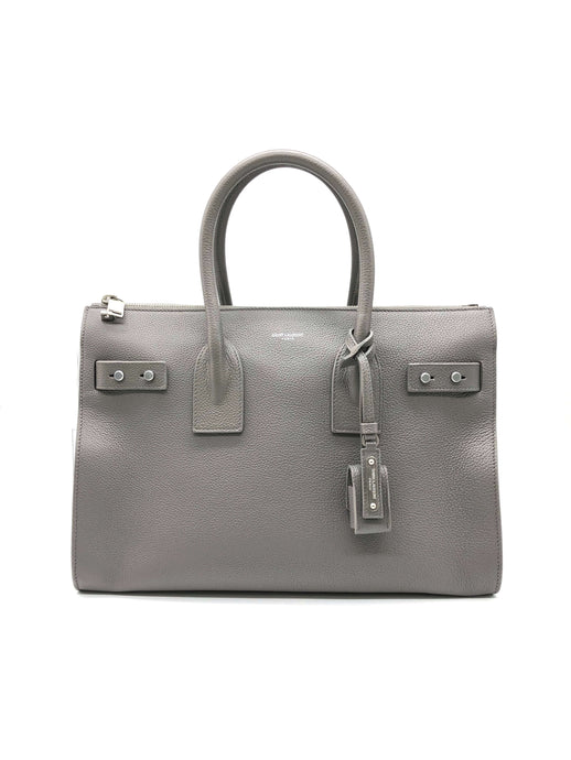 Yves Saint Laurent Sac De Jour Tote Grey